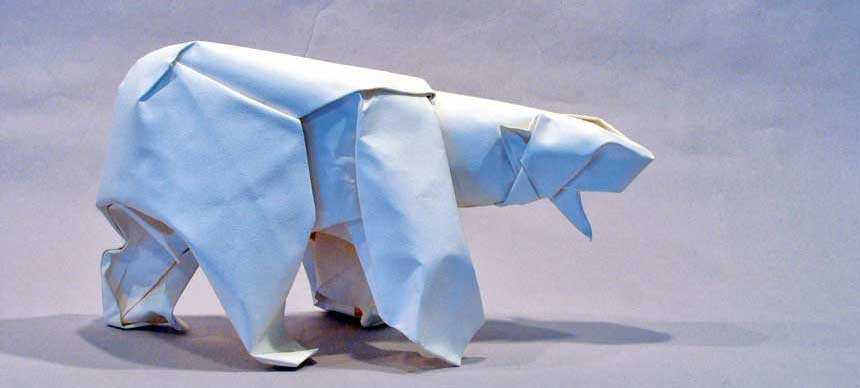 background and gallery listings of bear biologist and origami artist Bernie Peyton ... - photo#18