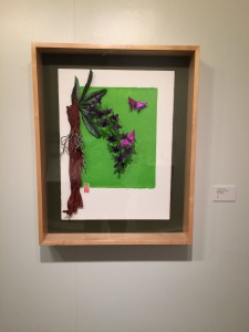 """Orchid and Butterflies"" by Michael G. LaFosse and Richard L. Alexander"
