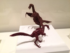 """Buitreraptor 1.2 and Therizinosaurus 3.0"" by Hieu Tran Trung"