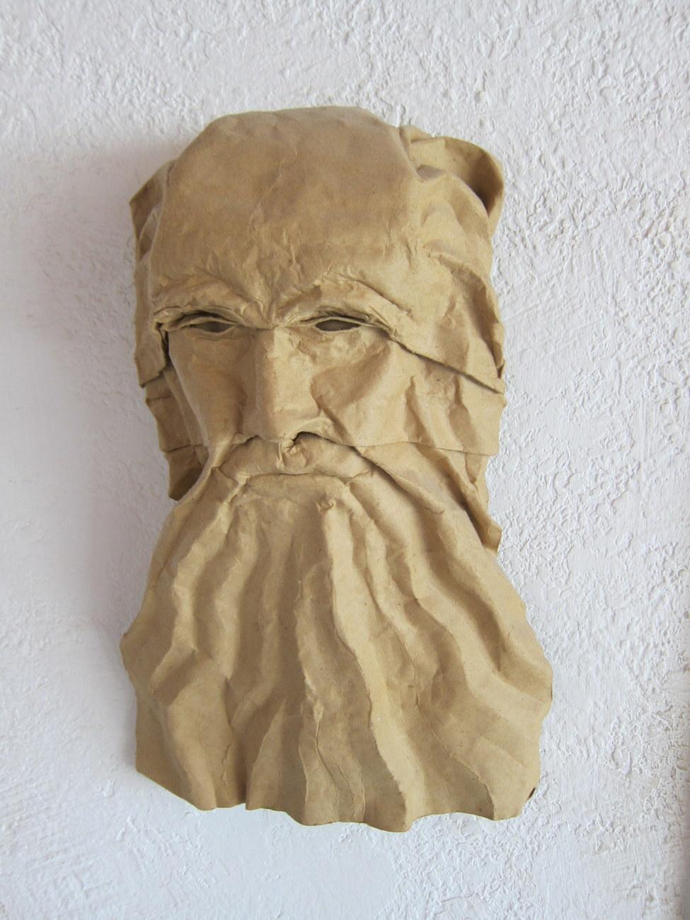 Saadya's mask