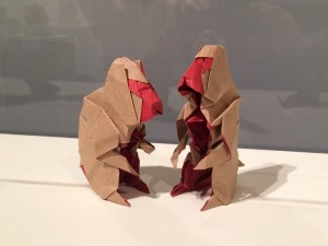 """Japanese Macaques"" by Gen Hagiwara"