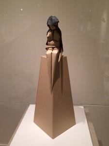 """Mujer Embarazada"" by Victor Cœurjoly"