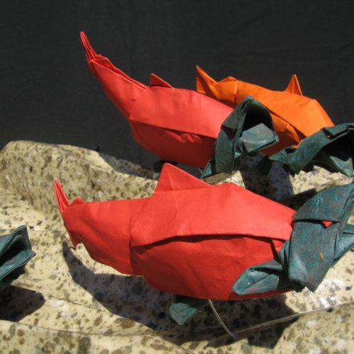 Teaching Origami